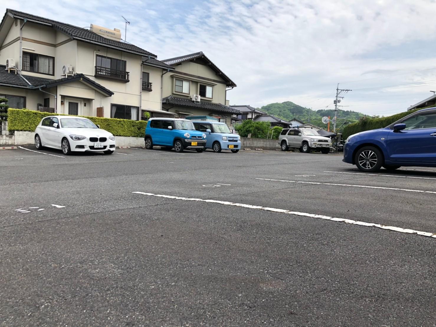 岩倉駐車場