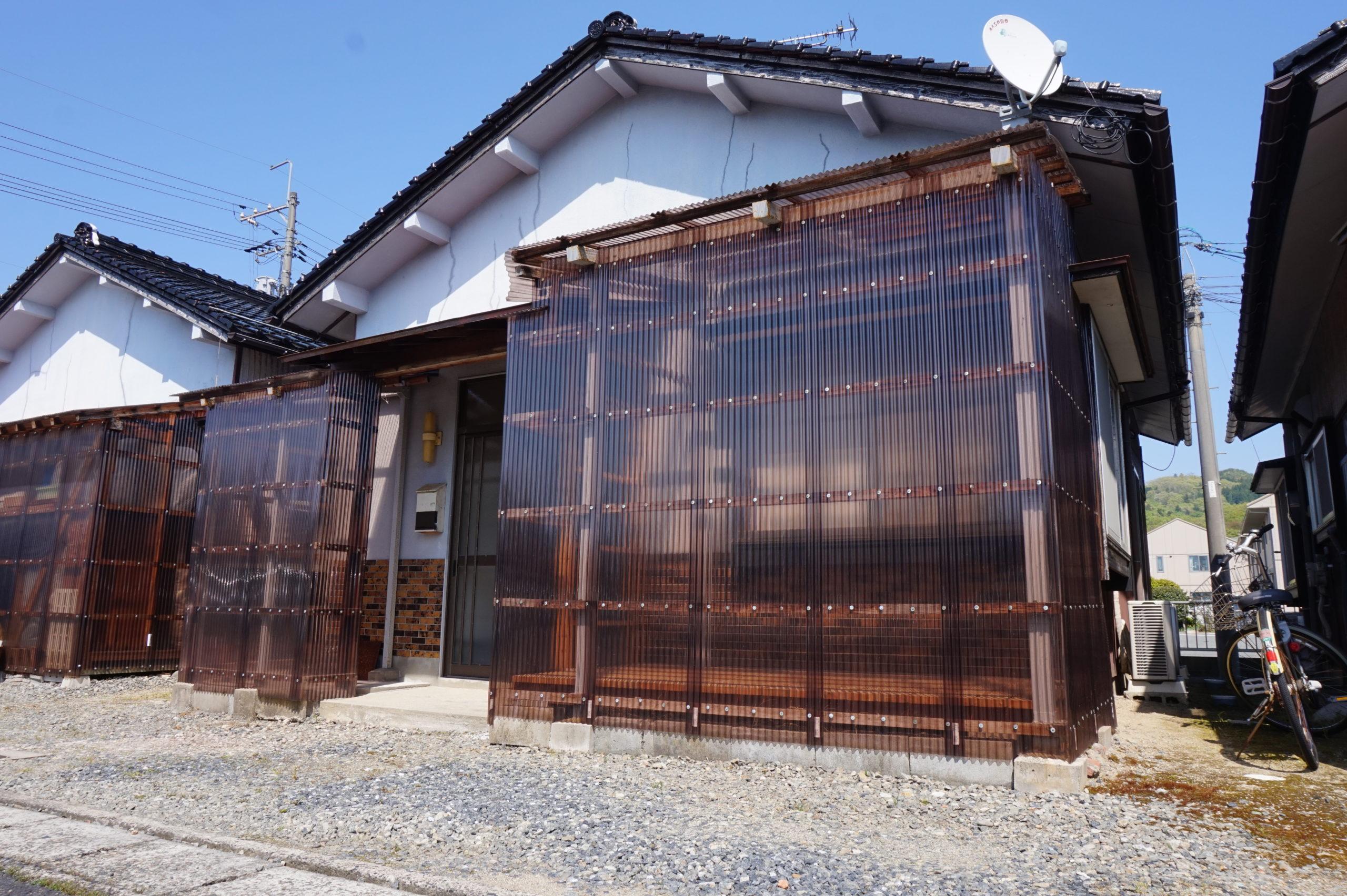 犬島住宅D号