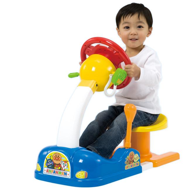 0歳向け教材キッズドライバー