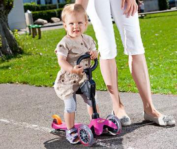 子供用の自転車画像